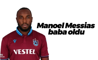 Manoel Messias baba oldu